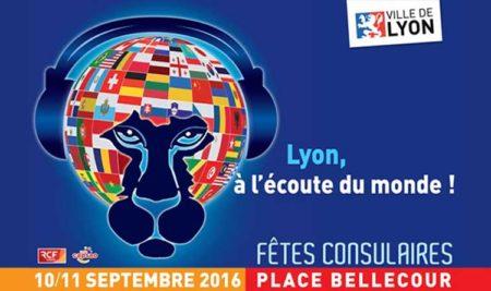 Diaporama des fêtes consulaires de Lyon 2015