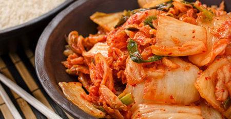 Atelier Cuisine ' Kimtchi de printemps'